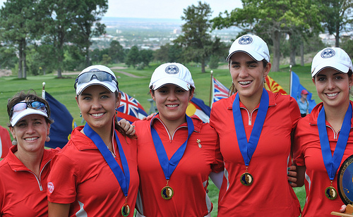 Mexico winds gold three times - a three peat!